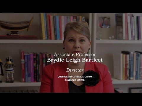 Remarkable People - Associate Professor Brydie-Leigh Bartleet