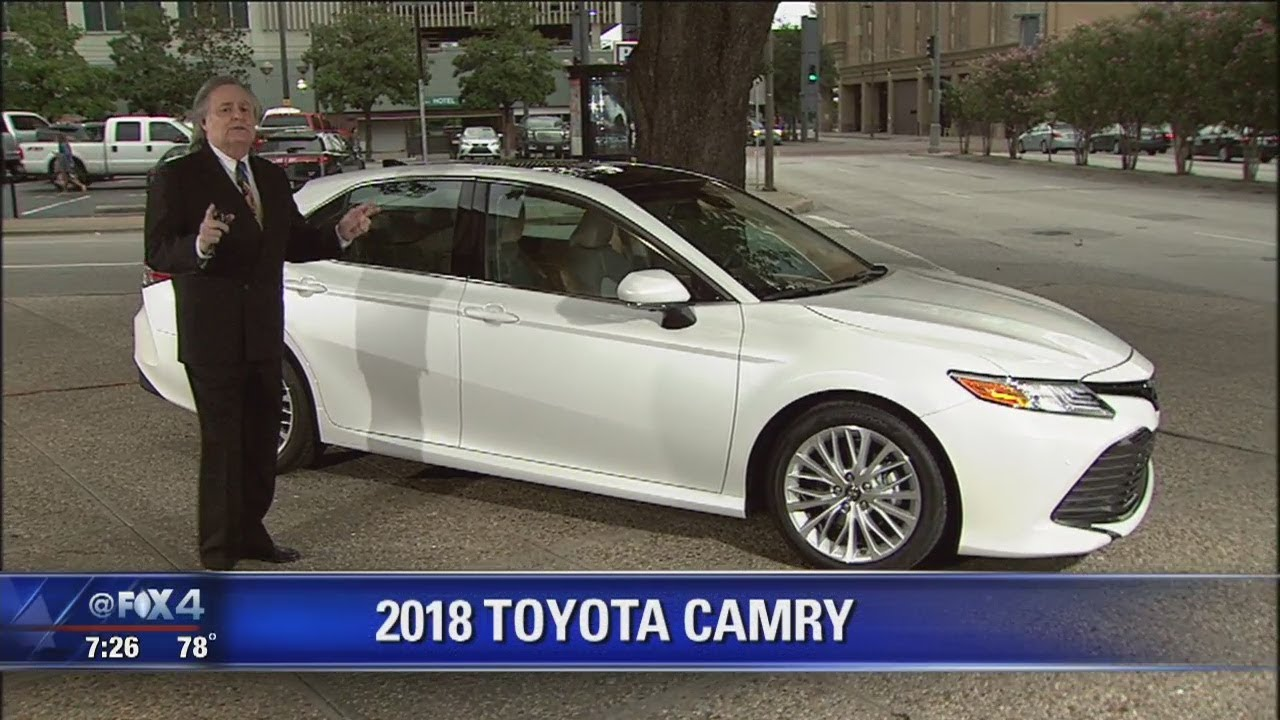 Stereo System in the new 2018 Toyota Camry? - AVS Forum