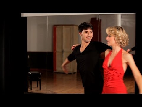 How to Do a Mambo Sombrero | Ballroom Dance