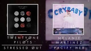 Melanie Martinez & twenty one pilots - Pacify Her (Mashup)