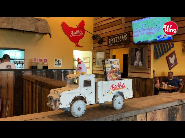 AYRKING CUSTOMER APPRECIATION: Joella's Hot Chicken