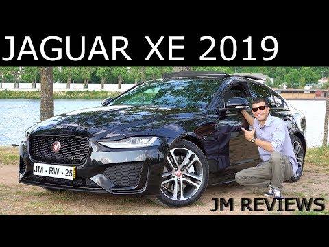 Jaguar XE 2019 - ADORO Quando Sou SURPREENDIDO!!! - JM REVIEWS 2019