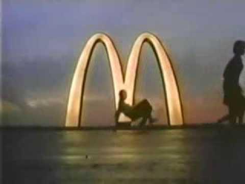 80's Ads: McDonalds On The Go Alternate Music