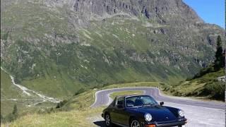 Porsche Black Beauty