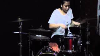 Prisilla Desfiandi - Dashboard Confessional - Hands Down (Drum Cover)