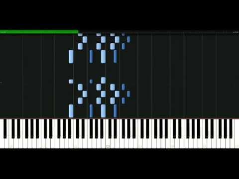 Martin Solveig - Everybody [Piano Tutorial] Synthesia   passkeypiano