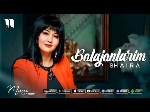 Shaira - Bolajonlarim (audio 2021)