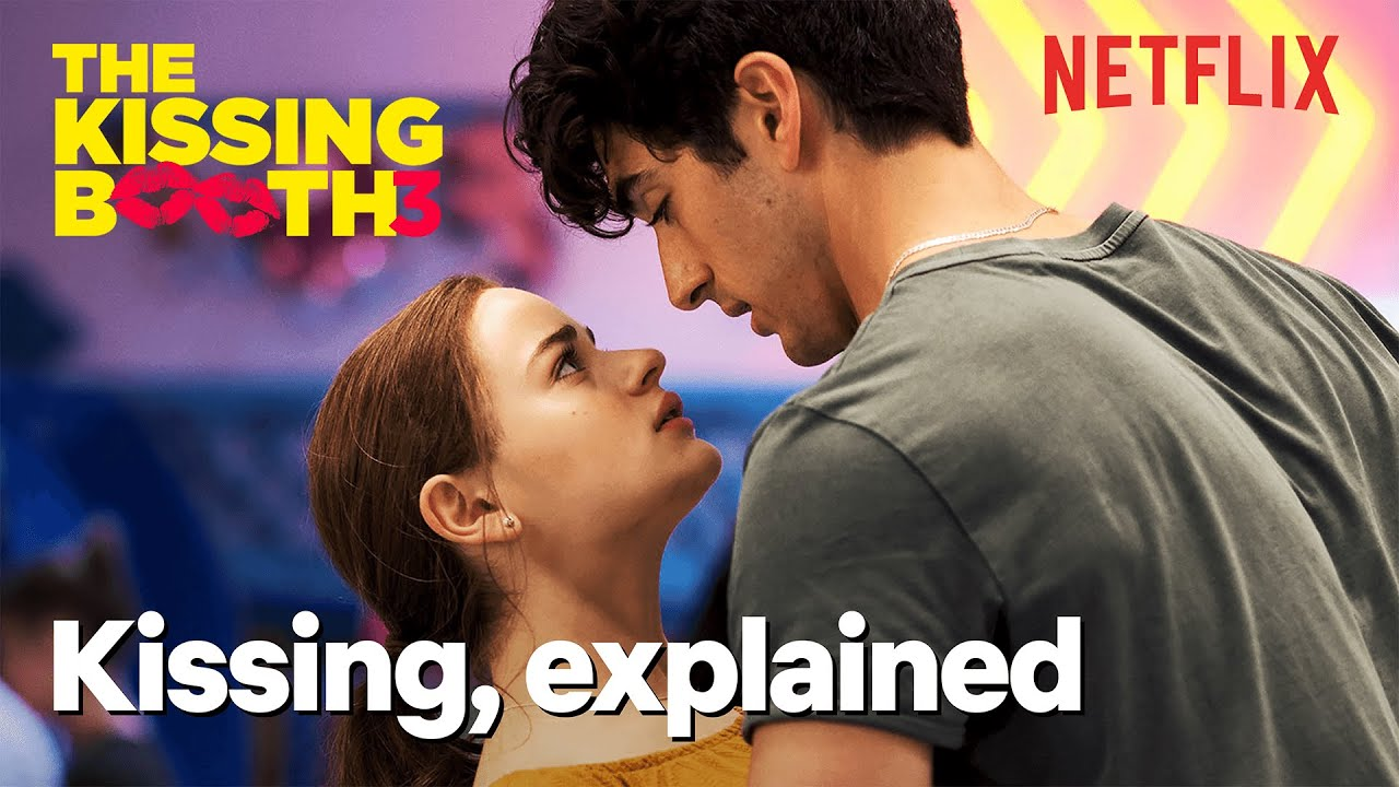 Why Do Humans Kiss? | The Kissing Booth 3 | Netflix