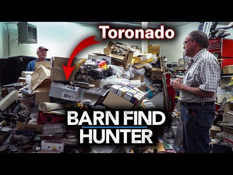 Crawling through a Toronado to find a Corvette | Barn Find Hunter - Ep. 65