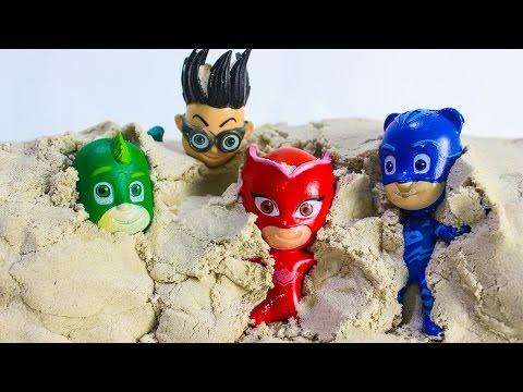 ГЕРОИ В МАСКАХ Мультик на русском Развивающие мультфильмы для детей про игрушки Герои в масках 2017