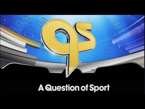 A Question Of Sport 2017 intro