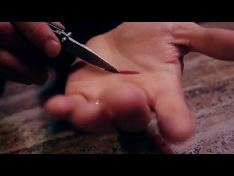 Mutant Power : Self Healing - Hand Gash