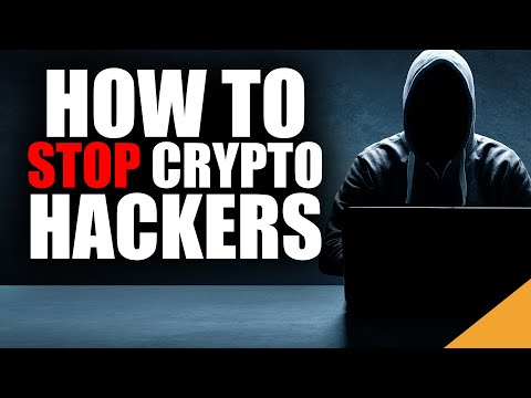 How To Keep Your Crypto SAFE From Hackers (2020)