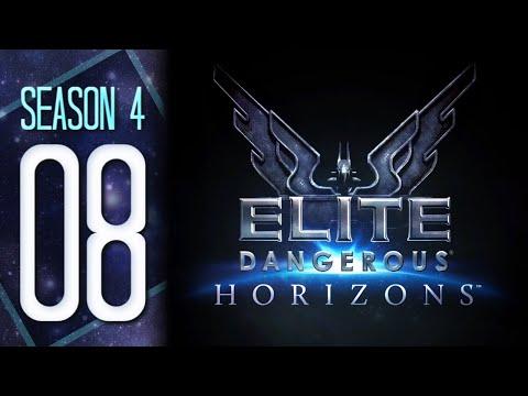 Searching For A New  Home | Season 4 (4K) | Elite Dangerous #8
