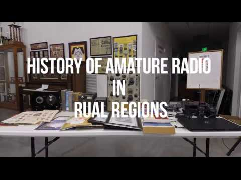 History of Amateur Radio