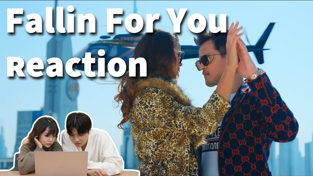 [REACTION] Fallin For You - Ye Jo Teri Ada Hai - Shrey Singhal