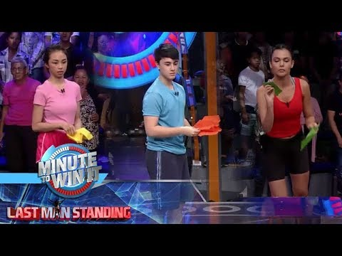 Frequent Flyer  | Minute To Win It - Last Man Standing