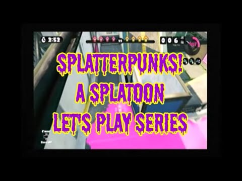 splatterpunks a splatoon youtube series demo episode 1 youtube. Black Bedroom Furniture Sets. Home Design Ideas