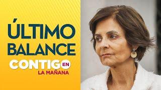 Gobierno confirmó 1610 casos contagiados en Chile - Contigo en La Mañana
