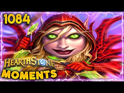 THICC ROGUE IS AMAZING!!!   Hearthstone Daily Moments Ep.1084