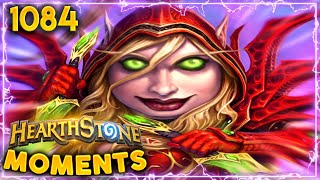 THICC ROGUE IS AMAZING!!! | Hearthstone Daily Moments Ep.1084