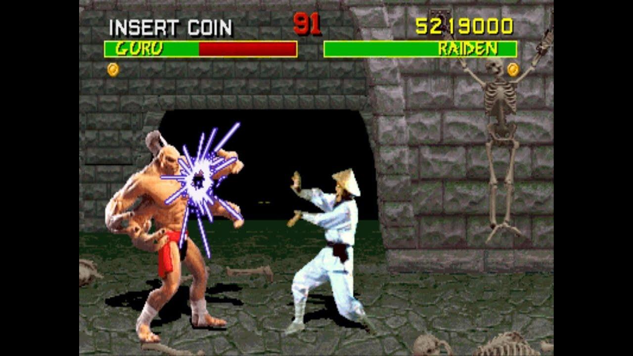 Mortal Kombat 1 Raiden Gameplay Playthrough - YouTube - photo#49