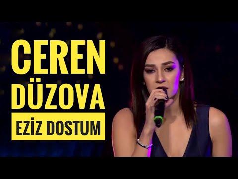 Ceren Düzova - Eziz Dostum | O Ses Türkiye Yarı Final
