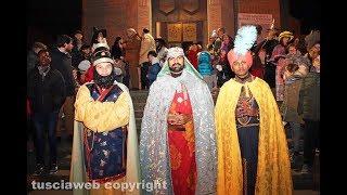 I Re magi e il presepe di San Faustino