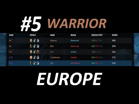 R1 Warr PoV: 2.900mmr ★WLS★ #NEW_MOUSE_NEW_POSSIBILITES XD