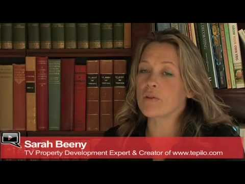 How to sell your property development with Sarah Beeny
