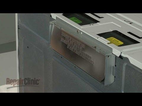 Vent Damper - GE Microwave