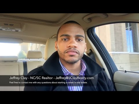 Thinking About a Career in Real Estate?   Charlotte NC Realtor