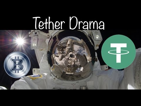 Tether Crashing Bitcoin and Cryptocurrency - US Government Subpoena Bitfinex and Tether