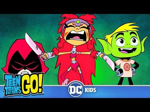 Teen Titans Go! En Español | ¡El Reclutamiento para los Jóvenes Titanes Mejorados EN ACCIÓN!