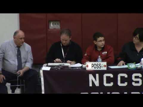 NCCS - Beekmantown Boys Q-F  2-20-18