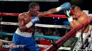 Domonique Dolton vs Salvador Tapia - Full Fight - Best In Boxing: Friday Fight Night thumbnail