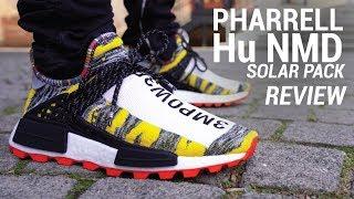 PHARRELL ADIDAS HU NMD TRAIL SOLAR
