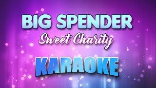 Sweet Charity - Big Spender (Karaoke version with Lyrics)