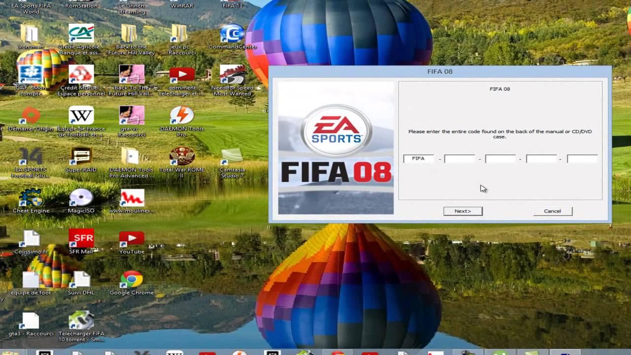 PC TÉLÉCHARGER GRATUITEMENT 2008 SUR FIFA CLUBIC COMPLET GRATUIT