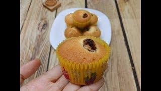 Cách làm BÁNH BÔNG LAN BƠ NHO THƠM NGON - How to make raisin butter cake recipe
