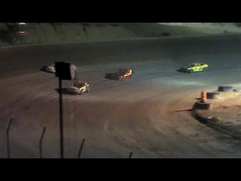 Desert Thunder Raceway Mini Stock Main Event 9/29/18