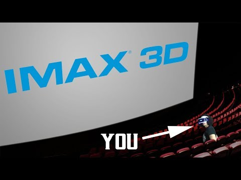 How To Watch 3D Movies In Your OWN VR Cinema For FREE! | PSVR
