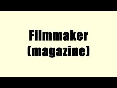 Filmmaker (magazine)