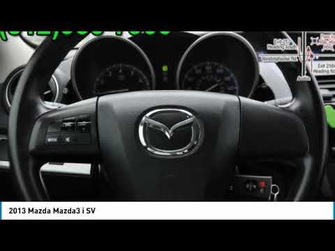 2013 Mazda Mazda3 Austin 757870A