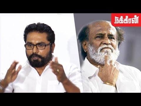 ரஜினி வந்தால் எதிர்ப்பேன் - Sarathkumar controversial Speech About Rajinikanth political Entry!