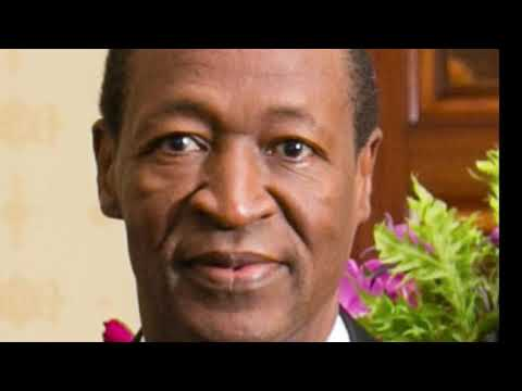 Traitor Blaise Compaore Put On Trial For Sankara Assasination