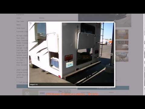 RvSell  » MOTORHOMES FOR SALE 2008 COACHMEN FREEDOM EXPRESS FREELANDER IN NEVADA