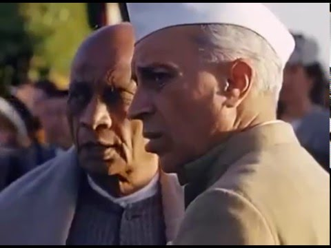 Rare Color Documentary  of Indian Independence  1947
