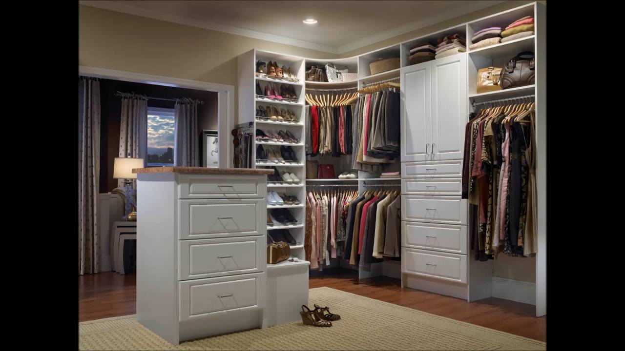 Luxury walk in closet designs ideas walk in closet design - Walk in closet ideas ...