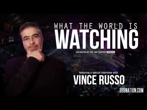 Pt.1 - Vince Russo Talks The Rocky Movies, His Fandom of KISS, & the Beatles